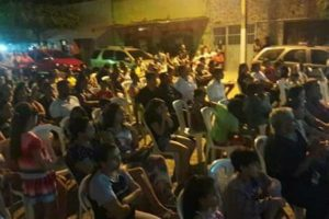 Ossesio Silva visita município de São Benedito do Sul