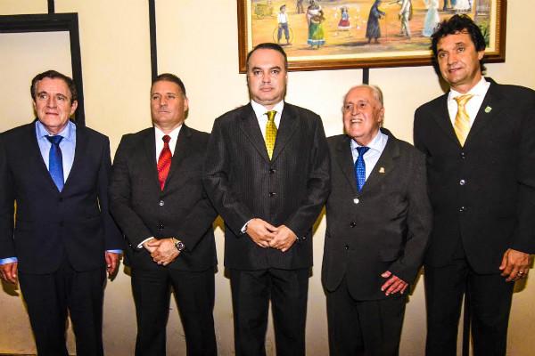 Mesa Diretora da Câmara Municipal de Ribeirão Preto