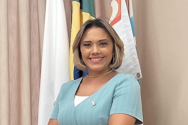 Em Brasília, Patriciana Guimaraes defende pautas prioritárias para Macapá