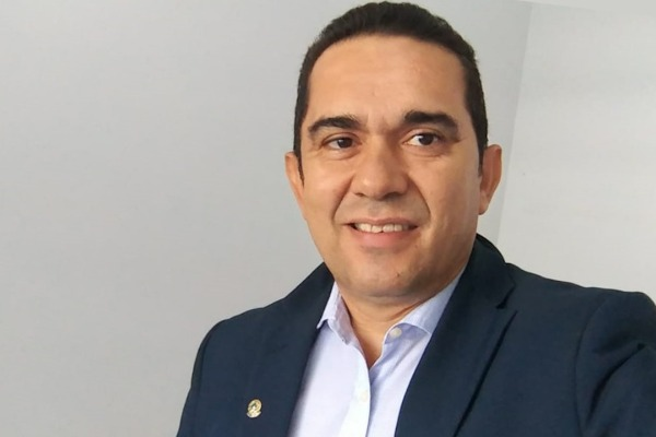 Republicano busca investimentos para o esporte de Santo Antônio do Descoberto