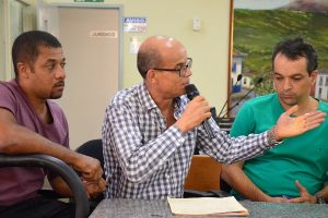 Vereador Paulo Soares pede prioridades para demandas das comunidades de Itabira (MG)