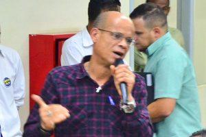 Vereador Paulo Soares defende a geração de emprego para Itabira (MG)