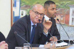 Paulo Soares destaca a inauguração das novas instalações do Sine de Itabira (MG)