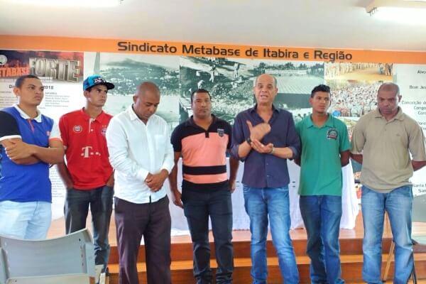Vereador Paulo Soares defende melhorias no SINE de Itabira (MG)