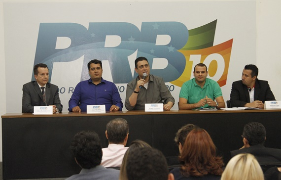 Peterson Pepe é o novo coordenador estadual do PRB Juventude de SP