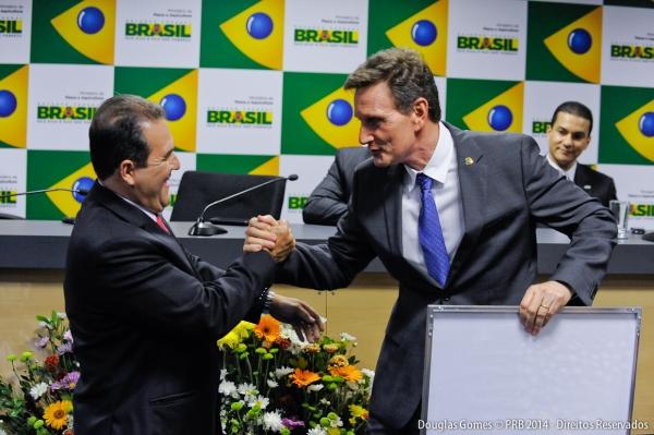 posse-ministro-eduardo-lopes-prb2