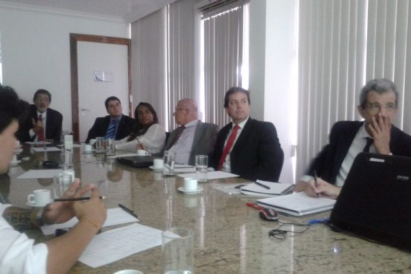 Durante a reunião, vereadora defende a eficácia do Plano Safra
