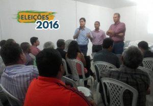 PRB Alagoas reúne presidentes municipais para apresentar novas regras do TSE