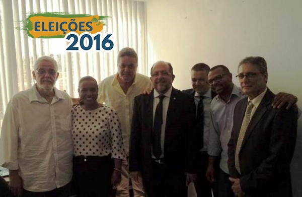 O PRB aposta do empresário Mario Solla para vencer as eleições municipais do ano que vem no município de São Gonçalo dos Campos (BA).
