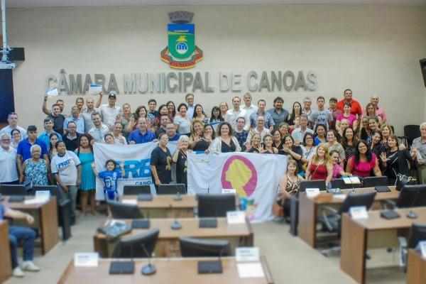 PRB Canoas avalia crescimento do partido e inicia preparação para 2020
