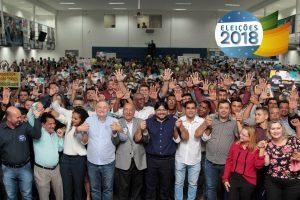 Sigla lançou 14 candidatos à Assembleia Legislativa, três à Câmara dos Deputados e Pedro Chaves como senador