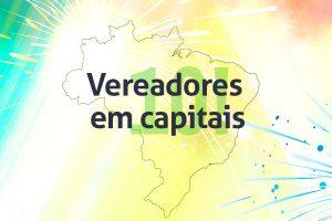 PRB ampliar presença no legislativo e elege vereadores em 22 capitais brasileiras