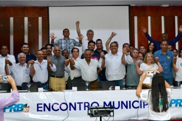 PRB Goiânia debate eleições de 2020 e empossa novos coordenadores