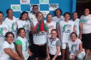 PRB promove oficina de artesanato para idosos do Pará