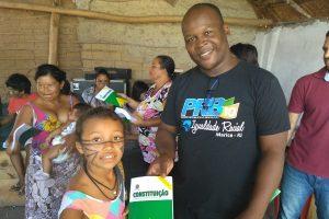 PRB Igualdade Racial promove café da manhã para povos indígenas em Maricá (RJ)