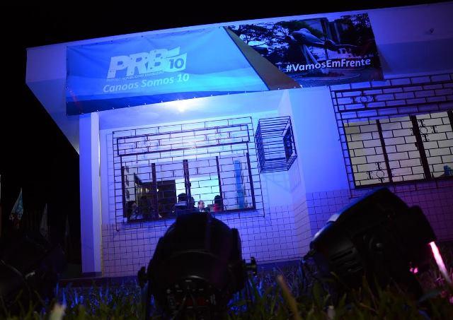 PRB inaugura sede em Canoas