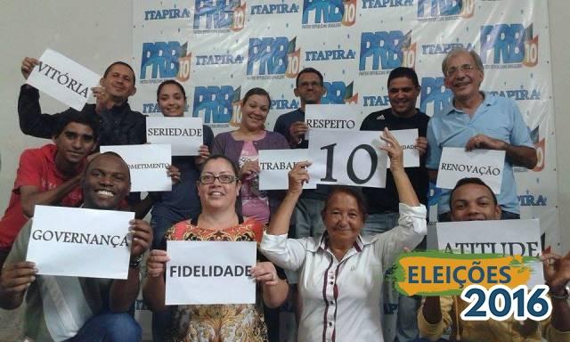 PRB Itapira chega a mais de mil novos filiados em apenas nove meses e ganha força para 2016