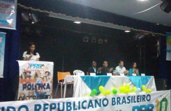 PRB Juventude de Mamanguape (PB) tem nova coordenadora