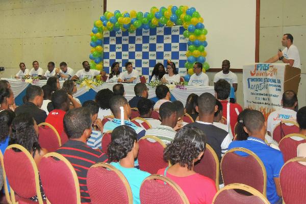 Além da ampliação do número de municípios com o PRB Juventude organizado, o encontro debateu políticas públicas e novos projetos para a juventude baiana