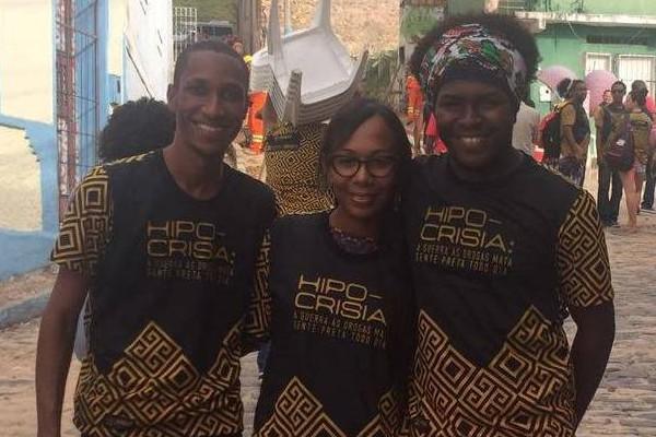 Coordenação do PRB Juventude Bahia participa de iniciativa contra genocídio de jovens negros