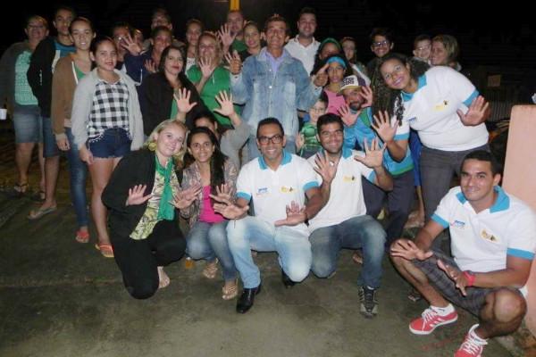 PRB Juventude de Casinhas (PE) discute propostas para a cidade