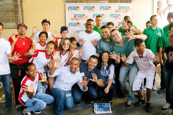 PRB Juventude debate o papel do jovem na politica em Francisco Morato