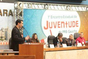 Juventude do PRB gaúcho realiza encontro estadual visando eleições municipais de 2016