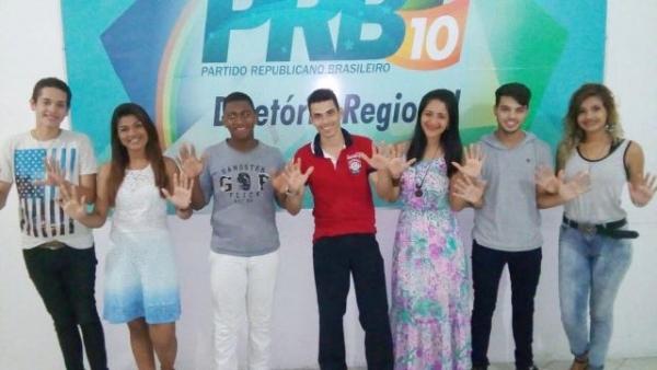 PRB Juventude inicia trabalho em Pernambuco