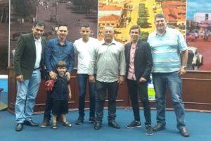 PRB Juventude empossa novo coordenador em Dourados (MS)