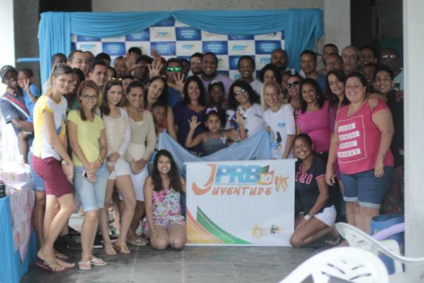PRB Juventude do Rio de Janeiro promove confraternização com militantes do Estado