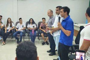 Combate às fake news foi tema de encontro promovido pelo PRB Juventude MS