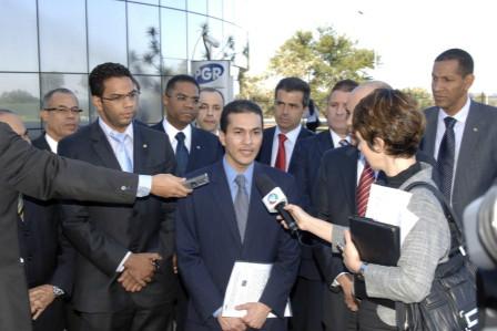 PRB pede investigação contra Ricardo Teixeira