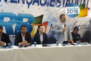 PRB MG realiza convenção partidária e reafirma compromisso com ideais republicanos