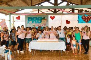 PRB Mulher realiza ação social no município de Porto Acre (AC)