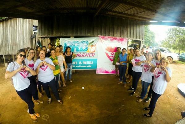 PRB Mulher Acre realiza evento para comemorar o Dia Internacional da Mulher