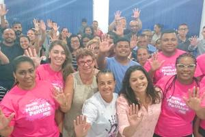 PRB Mulher de Balneário Camboriú promove palestra sobre feminicídio
