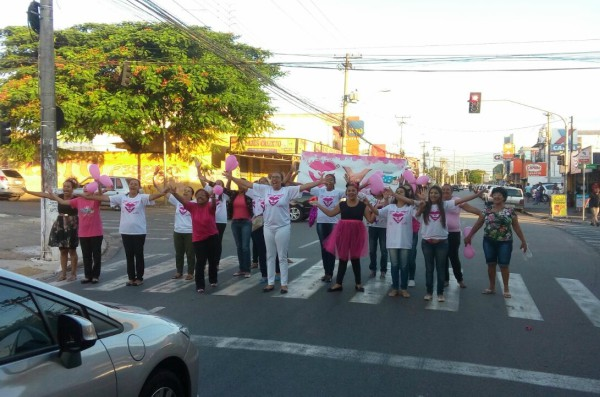 Republicanas promovem ato pelo Dia Internacional da Mulher em Sumaré