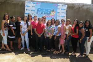 Dra. Magnólia assume presidência do PRB Mulher em Roraima