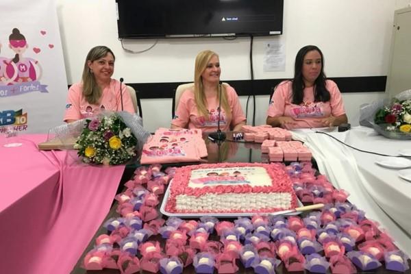 PRB Mulher homenageia mães em São Paulo