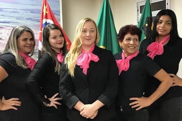 PRB Mulher empossa nova coordenadora em Jardinópolis (SP)