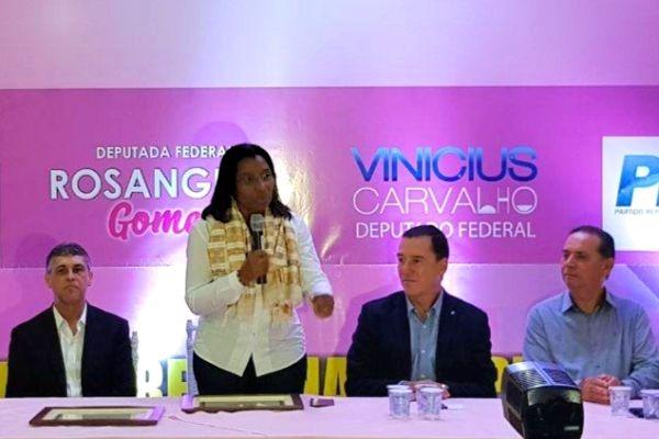 PRB promove debate em Marília sobre a importância da mulher na política
