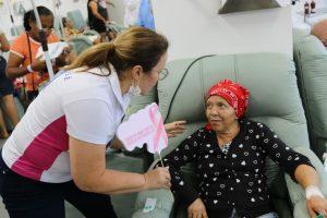 PRB Mulher promove ação de prevenção ao câncer de mama no Recife