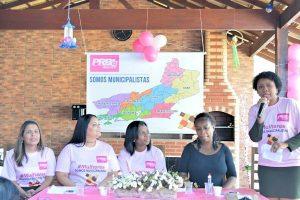 Eventos do PRB Mulher pretendem movimentar municípios do Rio de Janeiro