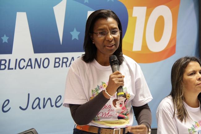 Campanha do PRB Mulher pretende movimentar os estados no mês de março