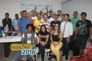 PRB Palhoça realiza encontro com pré-candidatos