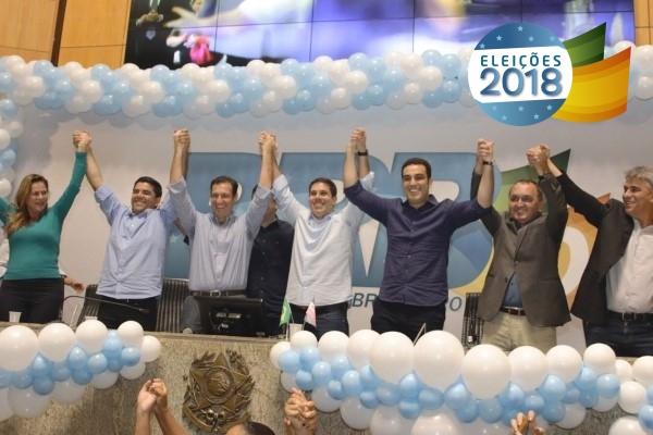 PRB realiza convenção no Espírito Santo e apresenta nomes para as Eleições 2018