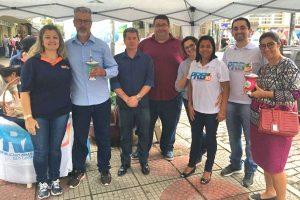 PRB realiza ação em prol do Hospital Centenário em São Leopoldo