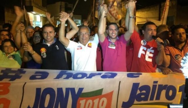PRB Sergipe comemora vitória nas urnas