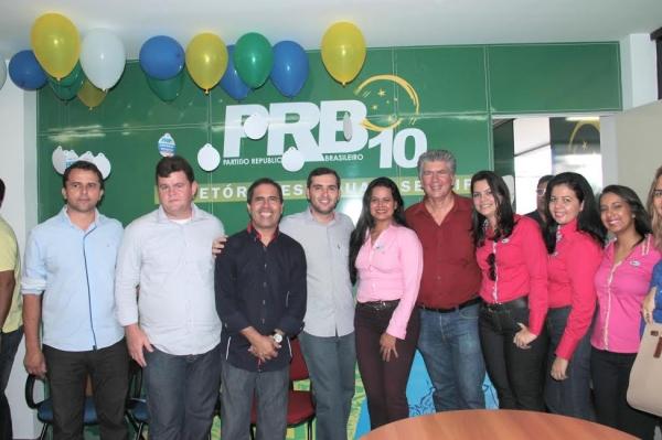 PRB Sergipe realiza convenção e homologa candidaturas para as eleições de 2014