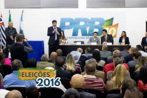 PRB SP empossa 21 novos presidentes zonais alcançando 100% de cobertura republicana